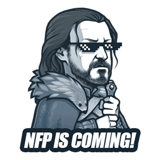 telegram forex stickers for trader nfp is comming