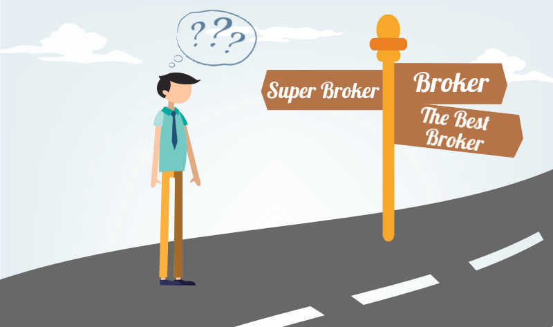 Choosing of Broker