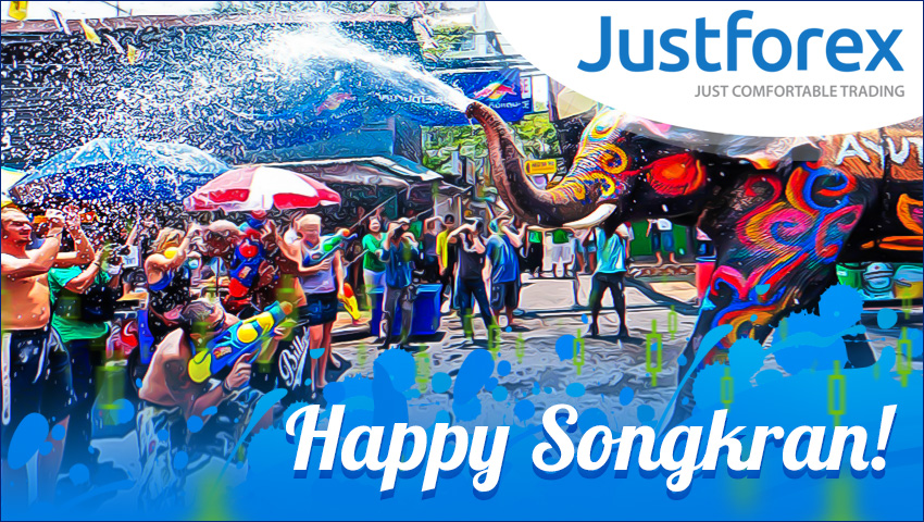Happy Songkran Festival!