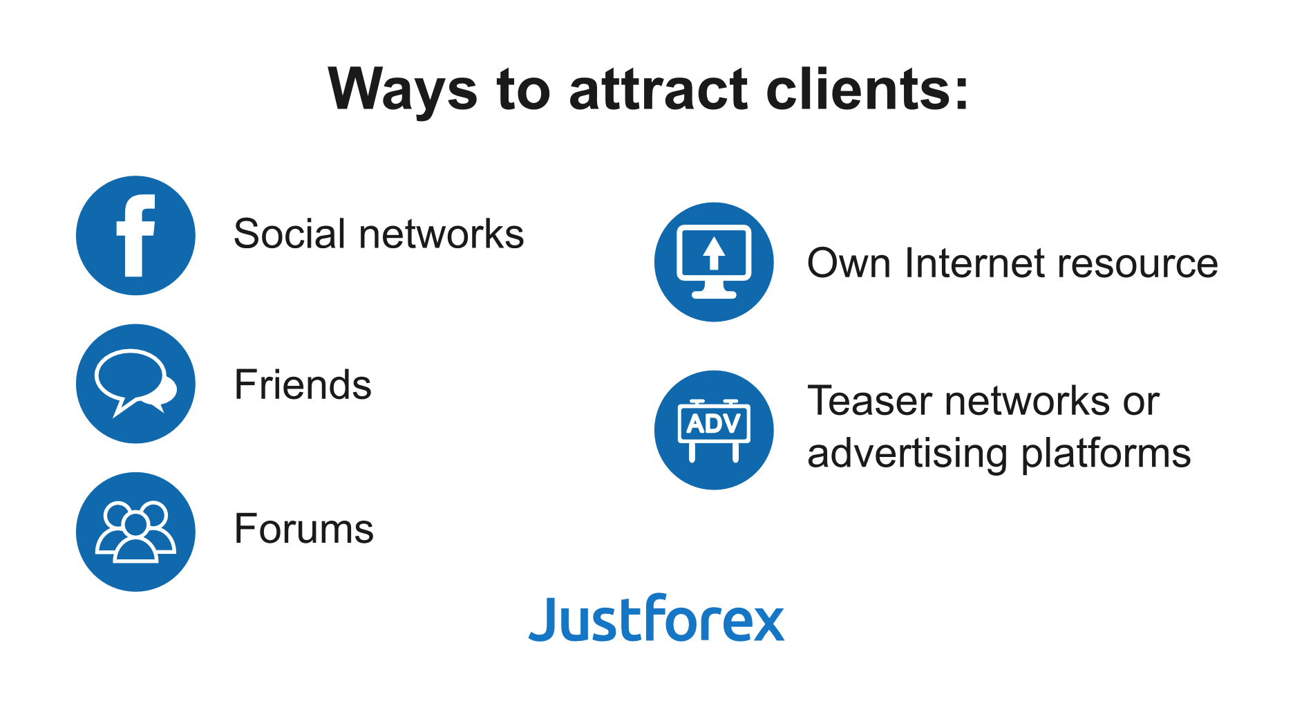 How to attract the clients