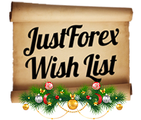 JustForex Wish List