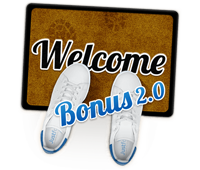 Welcome Bonus 2.0